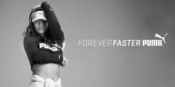 puma forever fast